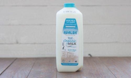 Valley Pride Organic Skim Milk, 1L – 16/cs