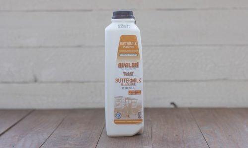 Avalon Buttermilk Milk, 1L – 12/cs