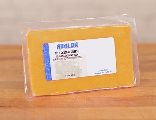Avalon Cheddar Cheese Med. – 4.5Kg