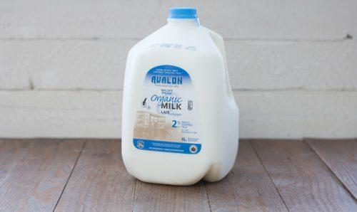 Valley Pride Organic 2% Milk, 4L – 4/cs