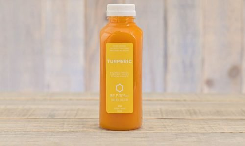 The Juice Box Organic Orange Turmeric Tonic – 473ml – 16/cs