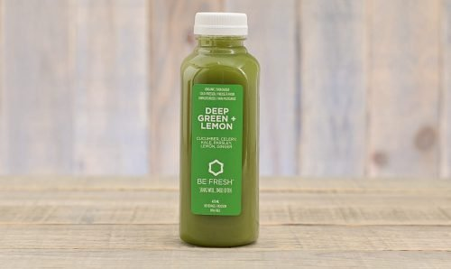 The Juice Box Organic Deep Green – 473ml – 16/cs