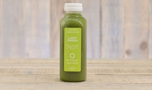 The Juice Box Organic Light Green – 473ml – 16/cs
