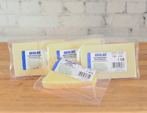 Avalon White Cheddar Cheese Medium – 4.5Kg